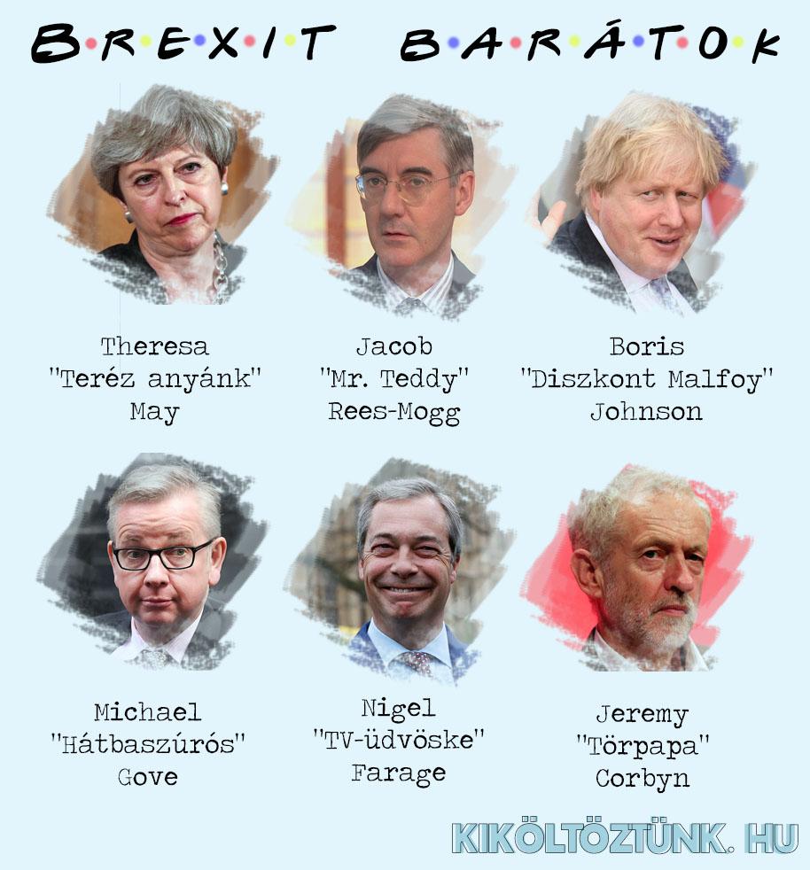 brexit barátok